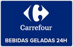 Carrefour Bebidas Geladas 24h