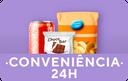 Conveniência 24H.