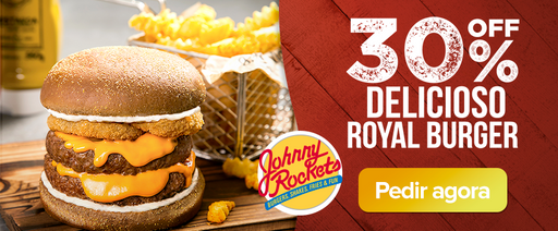 Johnny Rockets - Banner Royal