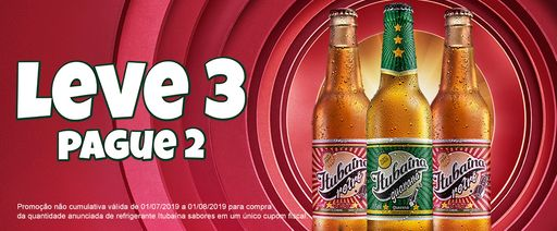 [BRANDS] Banner Itubaina Leve 3 Pague 2 Product id: 2094298269