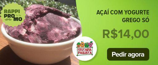 Frutaria Paulista - RAPPI PROMO