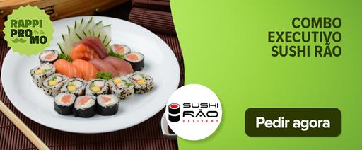 Comvo executivo sushi rão