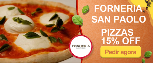 Pizzas 15 off