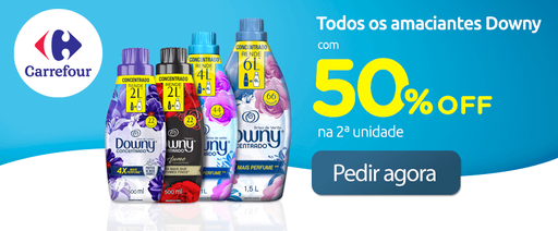 CPGS CARREFOUR 50 OFF NA 2a UN DOWNY 170719