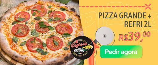 Combo Pizza + Refri