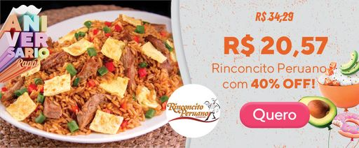 40% OFF Rinconcito