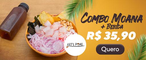 Let's Poke Combos - Moana