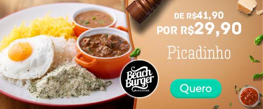 Promo Beach Burger