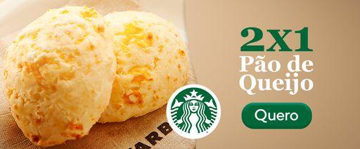 2x1 pão de queijo