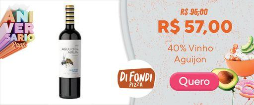 40% Vinho Aguijon