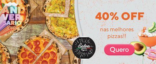 [40% OFF] Salva Pizza