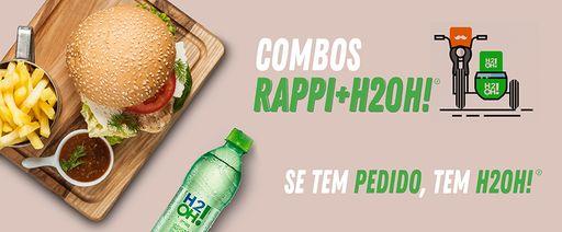 COMBOS COM H2OH!