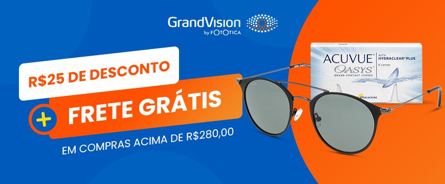 frete gratis grand vision