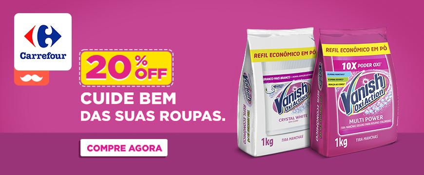 [REVENUE] Vanish Carrefour