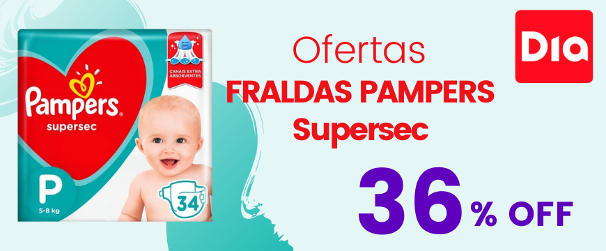[BR][CPGS][Supermercado Dia - Pampers Supersec][220121]