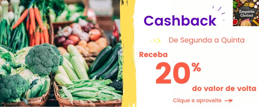 chelmi express cashback 20%