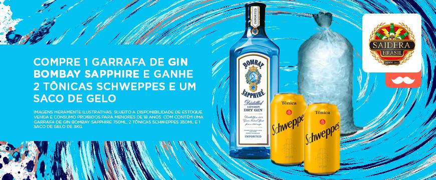 [Revenue] Liquor Bombay Sapphire