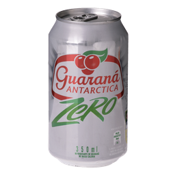 Guaraná Antártica Zero - 355ml
