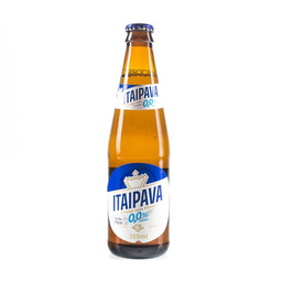 Itaipava Zero Álcool - Long Neck 355ml