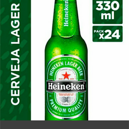 Cerveja Heineken Long Neck 330ml Und.