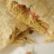 Pastel Vegano de Carne de Jaca Verde