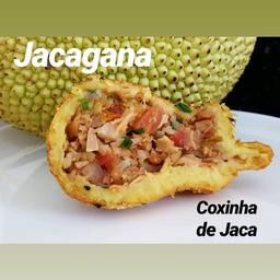 Coxinha Vegana de Jaca