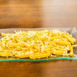 Porção de Batata Frita com Queijo