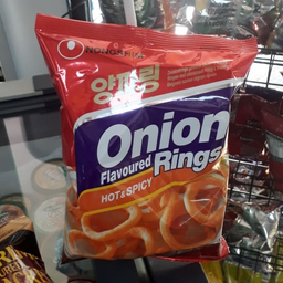 Onion rings hot & spicy - 40g