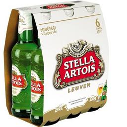 Combo com 6 Unidades Stella Artois 330ml