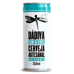 Dadivinha Golden Ale sem Álcool 310ml