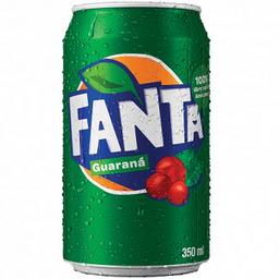 Fanta Guaraná - 350ml