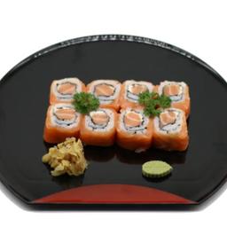 Gan uramaki salmão especial - 8 und