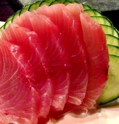 Sashimi de Atum - 6 Peças