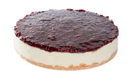 Cheesecake de Frutas Vermelhas 800g