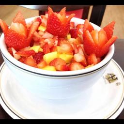 Salada de frutas 500g