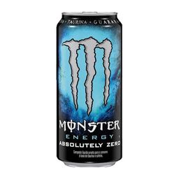 Energético Monster Absolutery Zero