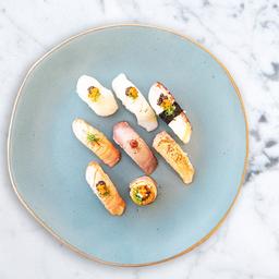 Sushi Brulle Salmão - Unidade