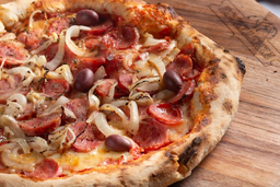 Pizza Calabrese Individual
