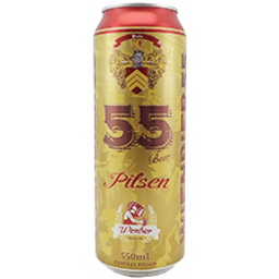 Cerveja 55 wienbier pilsen 550 ml
