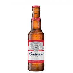 2 Budweisers 330ml
