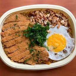 Khaö Pad Chicken Fry - Arroz Tailandês