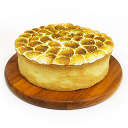 Fatia de torta limão