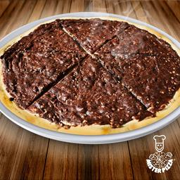 Browniepizza - Brotinho 23cm