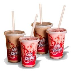 Milk Shake Maracujá