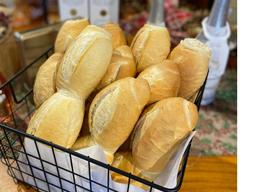 Pacote de Pão Francês - 15 Unidades