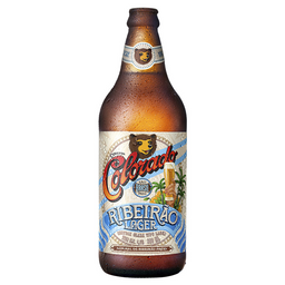 Cerveja Artesanal Colorado Lager 600ml