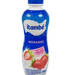 Iogurte de morango itambé de 900 gramas