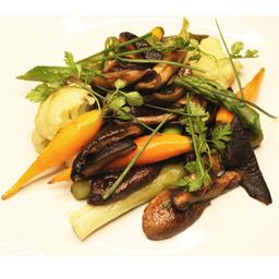 Mix de cogumelos (Vegetariano)