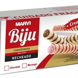Biju Recheado Chocolate 50g