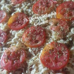 Pizza Mista - Grande